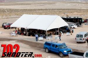 2009 American Heroes Challenge Vendor Tent