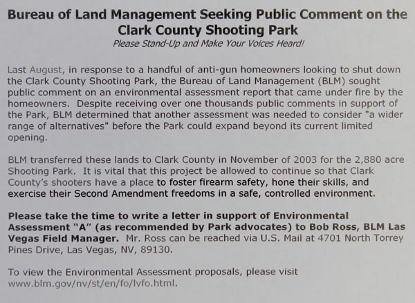 019 Clark County Shooting Park