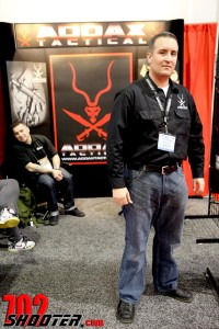 Chris Haddanian from Addax Tactical