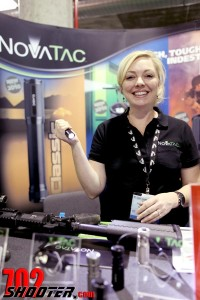 Lauren Wilson goes over the NovaTac product line