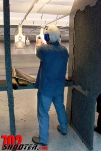 25 Yard Pistol Range