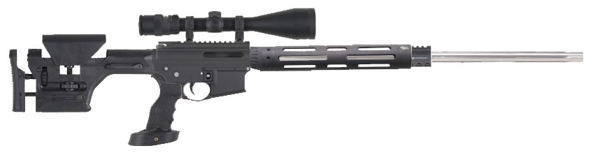 Precision Rifle Raffle Update