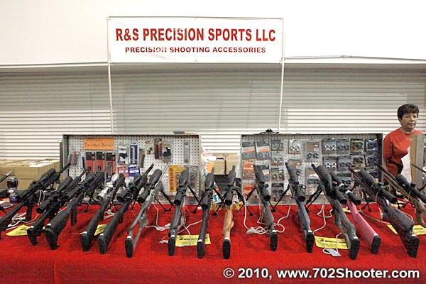 R&S Precision Sports