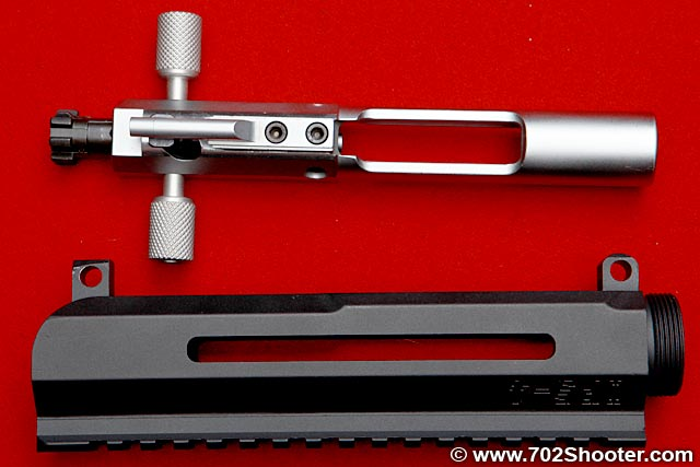 LAR Grizzly OPS-4 AR-15 Side Charging Upper Receiver