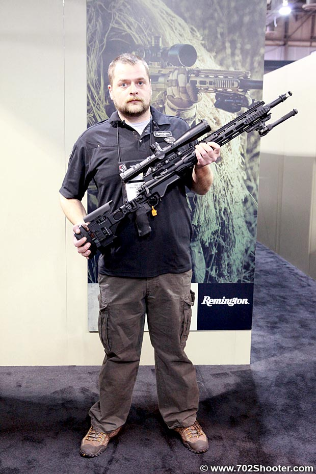 IMG 0079 133x200 Remington Arms Company, Inc. at 2011 SHOT Show