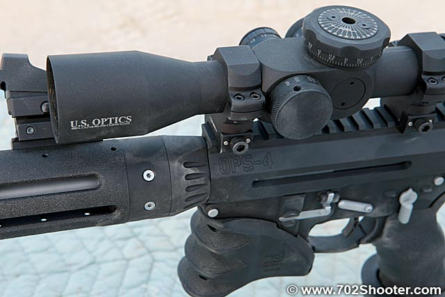 U.S. Optics SN-3 T-PAL 1.8-10x37 Scope Review