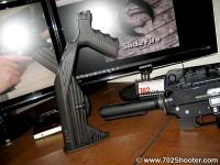 Slide Fire Solutions SSAR-15 Bumpfire Stock