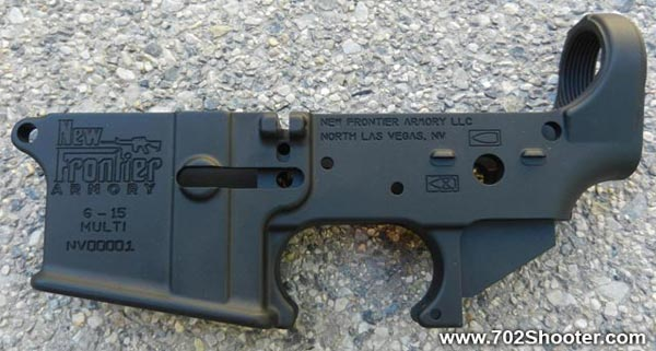 NFA Launches New Webstore and AR-15 Lowers - 702 Shooter