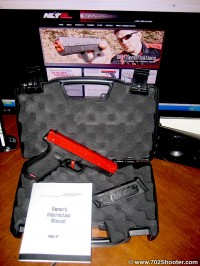 S.I.R.T. Pistol by Next Level Training Pro Package