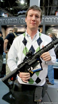 Advanced Armament Corporation Mike Mers