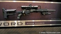 DTARem700StockChassis 200x112 Desert Tactical Arms at 2012 Shot Show