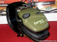 Impact Sport Electronic Earmuffs by Howard Leight