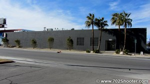 Machine Guns Vegas Building