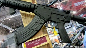 RRALAR 47 300x168 Rock River Arms LAR 47 & Lef T Rifles at 2012 Shot Show