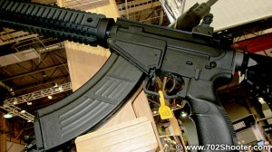 RRALAR 47QR 300x168 Rock River Arms LAR 47 & Lef T Rifles at 2012 Shot Show