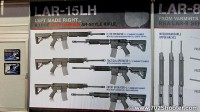 RRALef TLine 200x112 Rock River Arms LAR 47 & Lef T Rifles at 2012 Shot Show