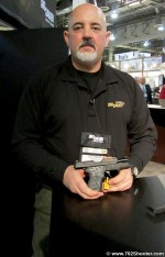 SigSauerScottKenneson 150x234 Sig Sauer P938, P224, SBR Program, Sniper Rifles, & ACP at 2012 Shot Show