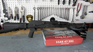 Slide Fire Solutions SSAK-47 XRS Bumpfire Stock