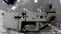 Stripped LW-15 Polymer AR-15 Lower Receivers