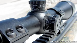 Center Point 3-9X40AO Scope