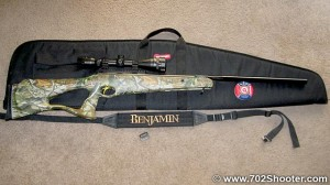 Crosman Benjamin .22 Nitro Air Rifle
