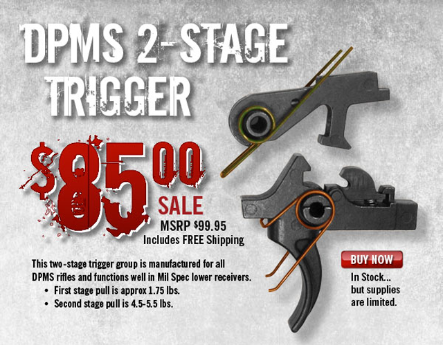 DPMS 2012 Black Friday Deals