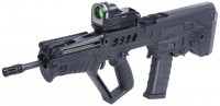 IWI TSIDF16 200x97 TAVOR® SAR Rifles and the UZI® PRO Pistol