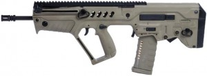 IWI US TAVOR SAR 16 5in FDE 300x111 TAVOR® SAR Rifles and the UZI® PRO Pistol