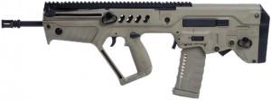 IWI TAVOR SAR16 Bullpup Rifle FDE