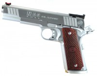 MAC Classic Chrome 200x157 Metro Arms MAC 1911 Pistols