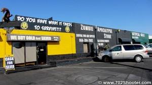 Zombie Apocalypse Store Las Vegas, NV