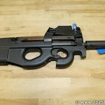 Call of Duty MW2 P90