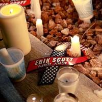 Erik Scott Candlelight Vigil