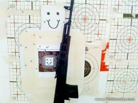 Rifle Dynamics 7.62x54R PSL Guerrilla Sniper Rifle