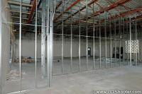 VIP Lounge Construction