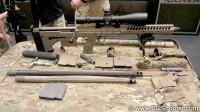 Desert Tactical Arms Scout Recon Sniper Rifle