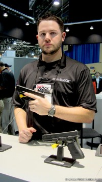 Glock Josh Smithers
