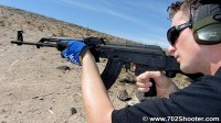 Slide Fire Solutions SSAK-47 Bumpfire Stock